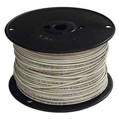 500 ft. 2 Stranded THHN Cable - White