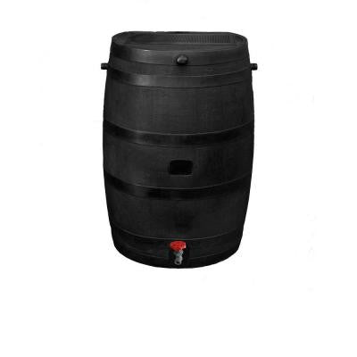 50 Gal. Eco Rain Barrel with Plastic Spigot