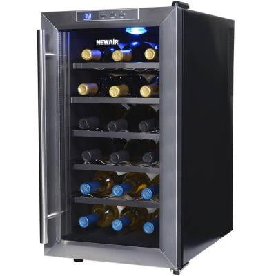 18-Bottle Thermoelectric Wine Cooler