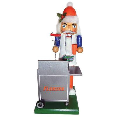 12 in. Florida Tailgating Nutcracker