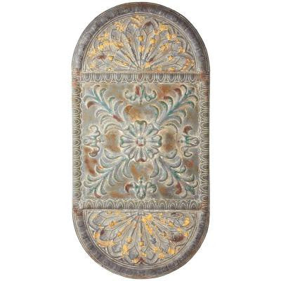 Sundry 44.5 in. x 22 in. Salvaged Decorative Ceiling Tile