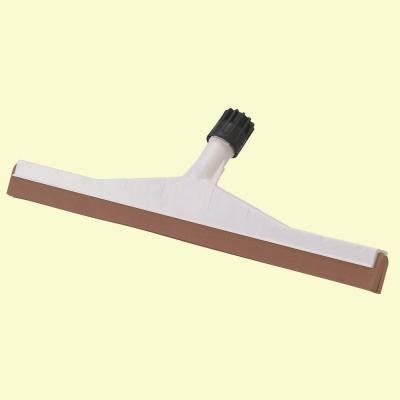 30 in. Red Double Foam White Frame Rubber Squeegee (Case of 10)