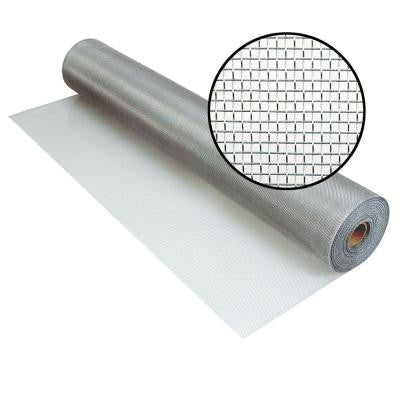 30 in. x 100 ft. Brite Aluminum Screen