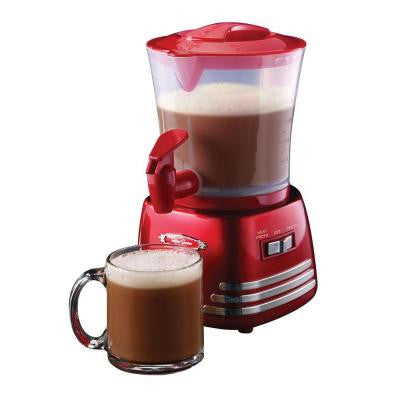 Retro Series 32 oz. Hot Chocolate Maker