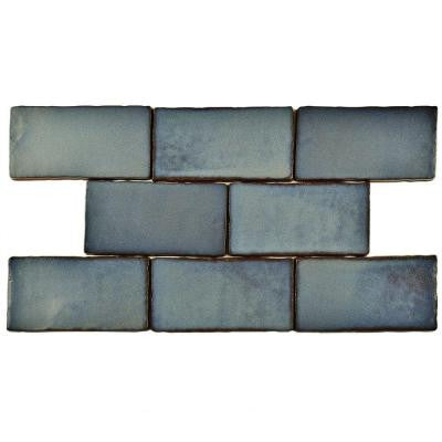 Antic Special Griggio 3 in. x 6 in. Ceramic Wall Tile (1 sq. ft. / pack)