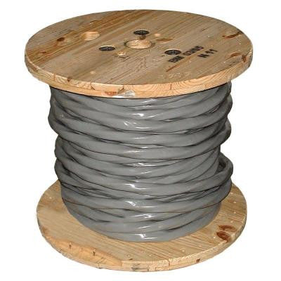 500 ft. 6-4 Aluminum SER Cable