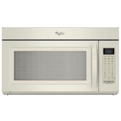 1.9 cu. ft. Over the Range Microwave in Biscuit with Sensor Cooking