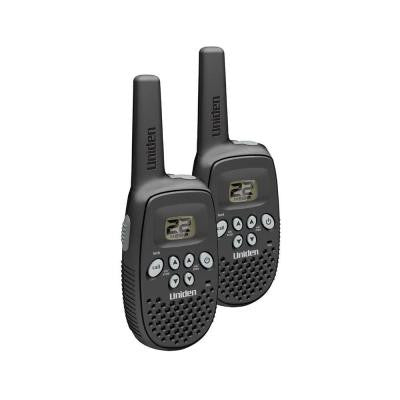 Two 16 mile /22 Channel FRS/GMRS Radios