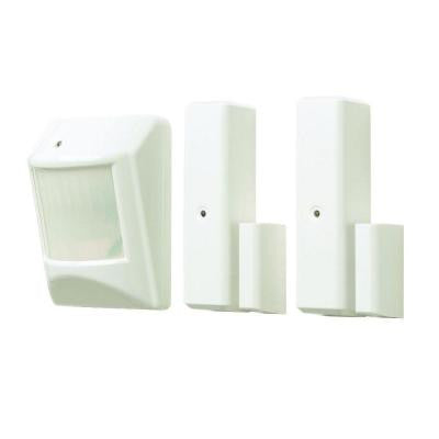 Essentials DIY Home Security Kit, Z-Wave and Wink Enabled