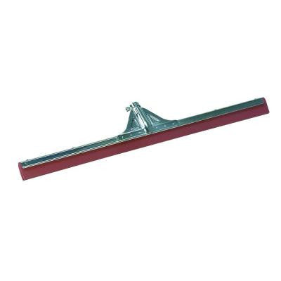 30 in. Metal Frame Red Double Foam Rubber Squeegee (Case of 10)