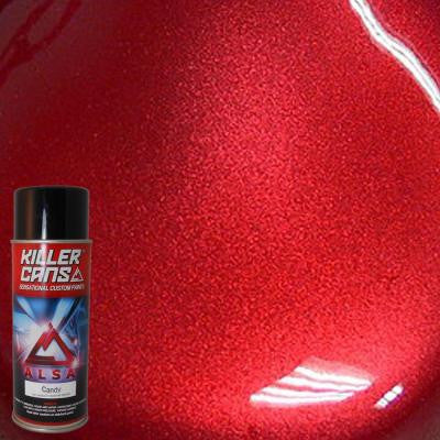 12 oz. Candy Apple Red Killer Cans Spray Paint