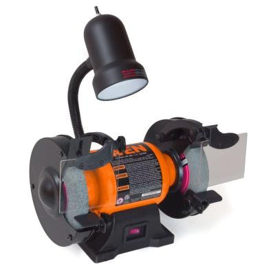 120-Volt 6 in. Bench Grinder