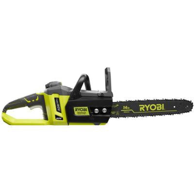 14 in. 40-Volt Lithium-Ion Brushless Cordless Chainsaw
