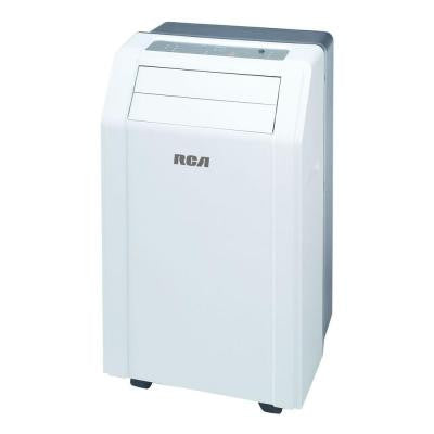 12,000 BTU 3-in-1 Portable Air Conditioner with Remote Control