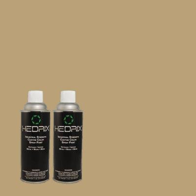 11 oz. Match of ECC-26-3 Cactus Hill Low Lustre Custom Spray Paint (2-Pack)