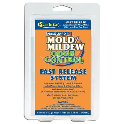 NosGUARD SG Mold and Mildew Odor Control Fast Release System
