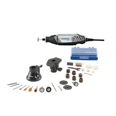 3000 Series Variable Speed Rotary Tool Kit