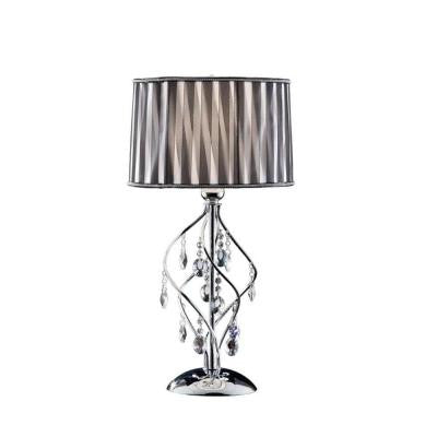 31 in. Lady Crystal Table Lamp