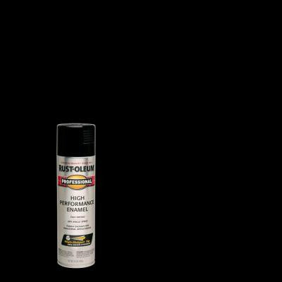 15 oz. Black Gloss Protective Enamel Spray Paint (Case of 6)