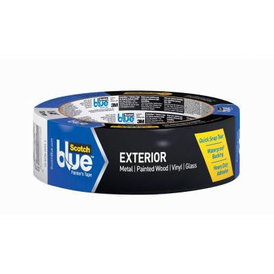 ScotchBlue 1.41 in. x 45 yds. Exterior Surfaces Painter's Tape