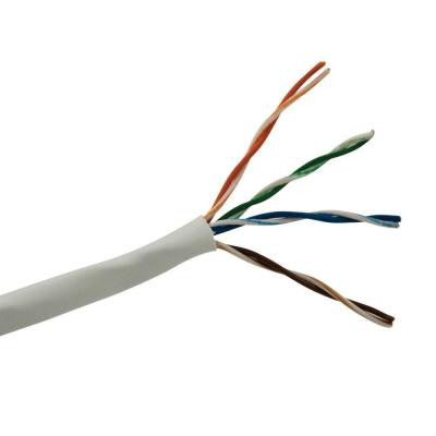 1000 ft. UTP Cat5e Network Cable - White