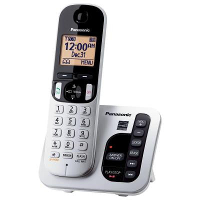 1-Handset Expandable Digital Cordless Answering System