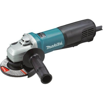 13 Amp 4-1/2 in. SJS High-Power Paddle Switch Angle Grinder
