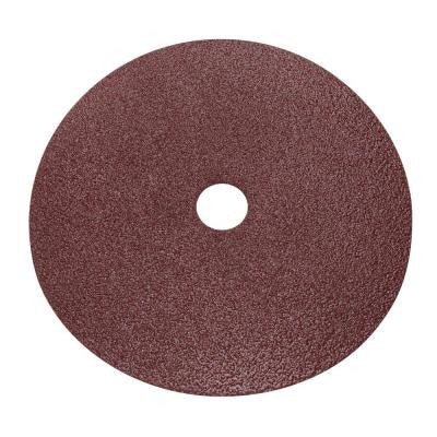 9 in. 24 Grit Sanding Disc (5-Pack)