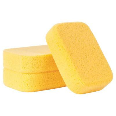 7-1/2 in. x 5-1/2 in. x 2 in. Extra Large Grouting, Cleaning and Washing Sponge (3-Pack)