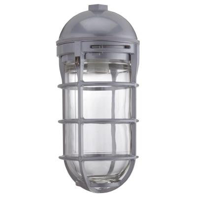 Outdoor Metal Halide Utility Vapor Tight Pendant Mount Fixture