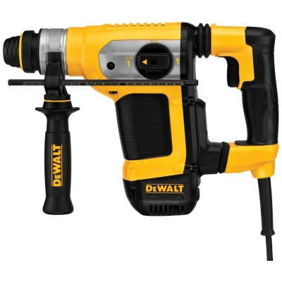 9 Amp 1-1/8 in. SDS Rotary Hammer with E-Clutch