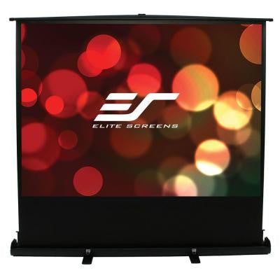 49 in. H x 87 in. W Manual Pull Up Projection Screen