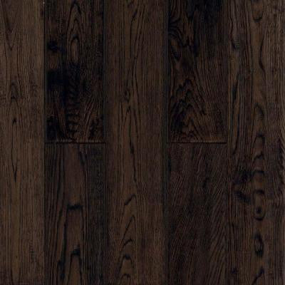 3/4 in. x 5 in. Standard Length Longford Tudor Brown 21.70 sq. ft. Solid Hardwood