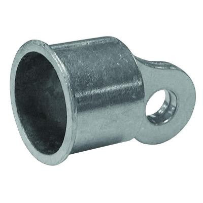 1-3/8 in. Aluminum Rail End