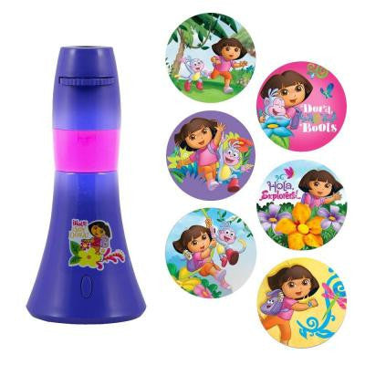 Dora the Explorer Projectables LED Battery-Operated Night Light