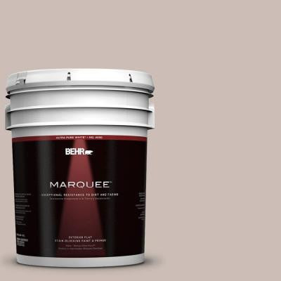 5-gal. #N180-3 Race Track Flat Exterior Paint