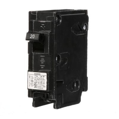 20 Amp Single-Pole Type QP Circuit Breaker For Use With HID Lighting