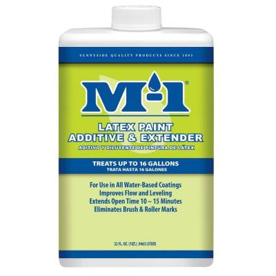 1-qt. Latex Paint Additive and Extender