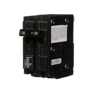 30 Amp Double-Pole Type MSQ QO Replacement Circuit Breaker