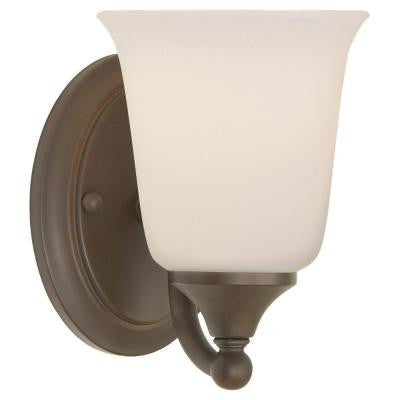 Claridge Oil Rubbed Bronze Vanity Light