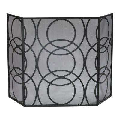 Prospect Old World 3-Panel Fireplace Screen