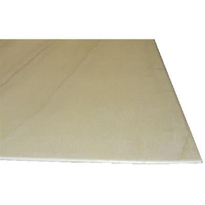 Sanded Plywood (Common: 5.2 mm x 2 ft. x 4 ft.; Actual: 0.205 in. x 23.75 in. x 47.75 in.)