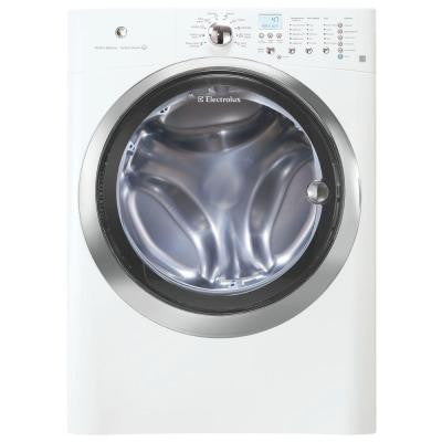 IQ-Touch 4.22 cu. ft. High-Efficiency Front Load Washer with Steam in White, ENERGY STAR
