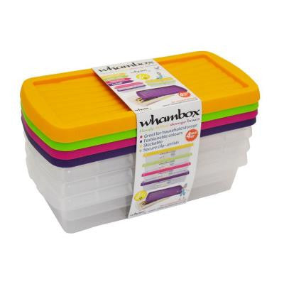0.85 qt. Organizer Boxes (Set of 4)