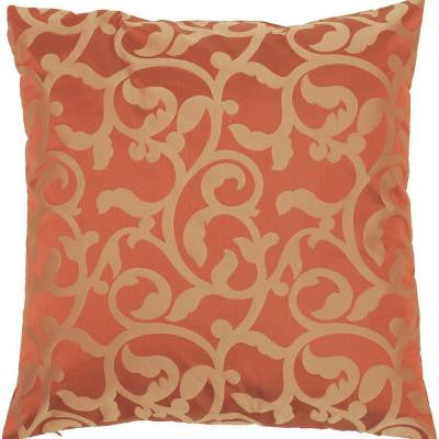 LovelyC3 18 in. x 18 in. Decorative Pillow