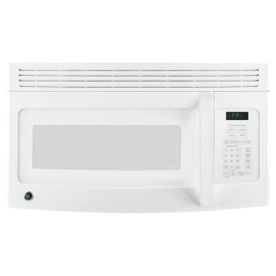 1.5 cu. ft. Over the Range Microwave in White