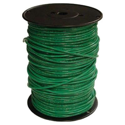 500 ft.10/1 Solid THHN Wire - Green