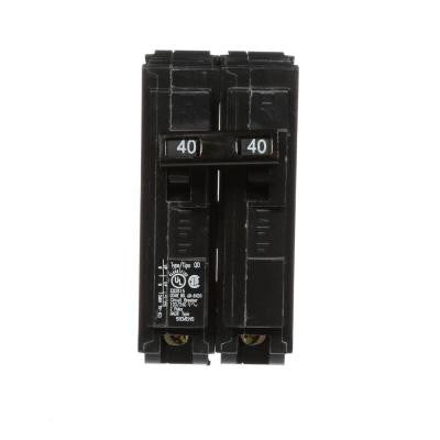 40 Amp Double-Pole Type QD Replacement Circuit Breaker