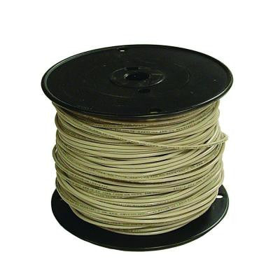 500 ft. 12-Gauge Stranded XHHW Wire - White