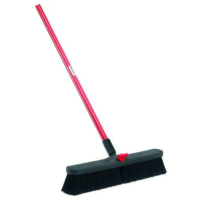 18 in. Smooth Surface Push Broom